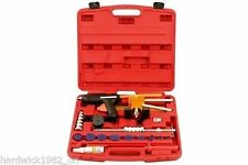 POWER-TEC DENT PULLER REMOVAL TOOL KIT GLUE SLIDE HAMMER PADS