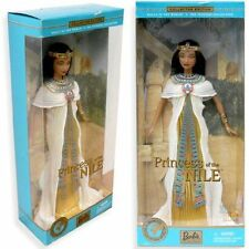 New Princess Of the Nile 2001 Barbie Doll, Collector Edition, Dolls of the World