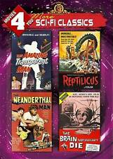 Movies 4 You: More Sci-Fi Classics (DVD, 2013)