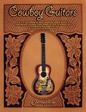 Cowboy Guitars Book NEW 000000281
