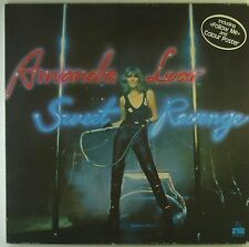 "12"" LP - Amanda Lear - Sweet Revenge - K6374h - Poster - washed & cleaned"