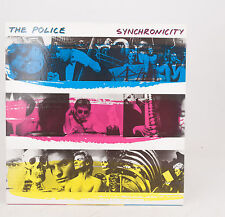 The Police Synchronicity LP Record