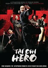 Tai Chi Hero  - NEW DVD--FREE UPGRADE TO 1ST CLASS SHIPPING