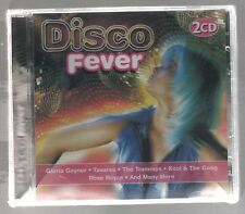 DISCO FEVER - 2 CD GLORIA GAINOR KOOLE & THE GANG TAVARES  F.C.SIGILLATO!!!