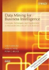 Data Mining for Business Intelligence: Concepts, Techniques, and Applications in