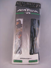 HATCH GLOVES XL SOG-600 OPERATOR SWAT KEVLAR GOATSKIN POSI-GRIP NEW IN BAG