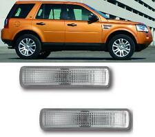 LAND ROVER FREELANDER2 CLEAR SIDE REPEATERS INDICATORS