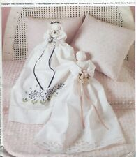 Pillowcase Doll Angel & Dress Clothes Sewing Pattern 25 Inch Church Doll UNCUT