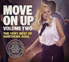 Artistes Divers - Move Sur Place, Volume 2 ¿ Le Meilleur De Northern Soul CD