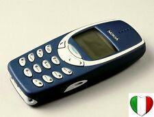NOKIA 3310 TELEFONINO CELLULARE NUOVO ULTIME SCORTE ORIGINALE GARANZIA ITALIA A
