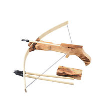 Archery Crossbow Cross Bow Arrow Kid/Children/Youth Gift Wooden Toy new