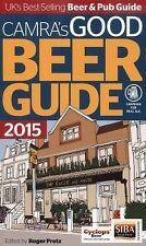CAMRA'S Good Beer Guide 2015, Protz, Roger, New Books