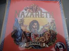NAZARETH - Rampant CD Digipak 2010 Salvo BRAND NEW! 8 Bonus Tracks!