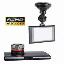 "3"" Full HD 1080P Car DVR HDMI Camera Video Recorder Dash Cam G-Sensor Black E1"