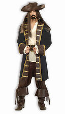 Men's Deluxe High Seas Pirate Costume Designer Collection Size XLarge