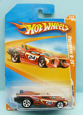 1811 HOT WHEELS / CARTE US / TRACK STARS 2009 / PROTOTYPE H24 1/64