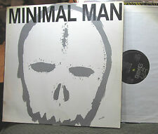 MINIMAL MAN Sex With God full lp original dossier germany st7502 '85 vinyl OOP!!