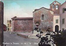 MAGLIANO IN TOSCANA (Grosseto) - Chiesa S.Martino