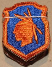 Original WWII U.S. Army Patch Lot of Twenty 98th Infantry Division Dated 1944
