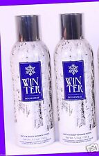 2 Bath & Body Works WINTER Room Spray Air Refresher WINTER 2014