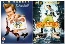 Ace Ventura Collection: Pet Detective and Ace Ventura: When Nature Calls DVD NEW