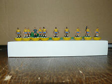 BRAZIL 2014 WORLD CUP SUBBUTEO TOP SPIN TEAM