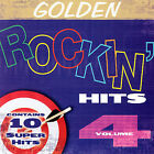 Golden Rockin Hits, Vol. 4 by Various Artists (CD 2006) BRAND NEW!