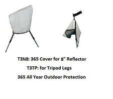 "Telescope cover set 365 All year Protection 8"" Reflector Newtonian & Tripod Leg"