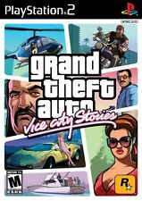Grand Theft Auto: Vice City Stories - Playstation 2 Game