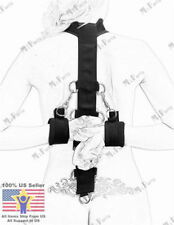 2017 New Cosplay Neoprene Collar to Wrist Restraint Lover Set BDSM Sex Games Toy