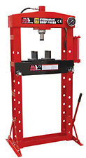 20 Ton Hydraulic Shop Press - Upgraded Seal Kit