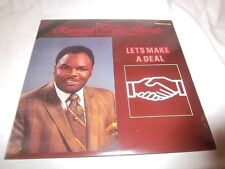 REV. W. LEO DANIELS-LETS MAKE A DEAL NEW SEALED gospel LP
