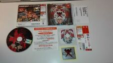 GUILTY GEAR X  SEGA  DREAMCAST  JAPONES DC CON SPINE CARD
