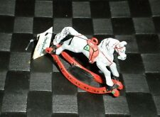 Department 56 Hand Painted Pewter Rocking Horse