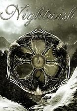 "NIGHTWISH FLAGGE / FAHNE ""THE CROW THE OWL & THE DOVE"" POSTER FLAG"