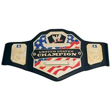 Adult & Kids TV Show WWE United States US Wrestling Champion Costume Belt