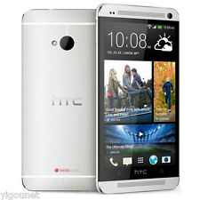 "HTC ONE M7 4,7"" Zoll HD 32GB Android Smartphone OHNE SIMLOCK Quad Core GPS Handy"