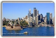 Sydney Skyline Fridge Magnet