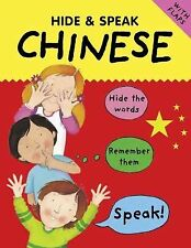 Hide & Speak Chinese: An Interactive Picture Word Book Hide and Speak)