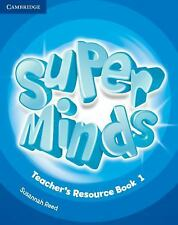 Super Minds Level 1 Teacher's Resource Book with Audio CD by Susannah Reed...