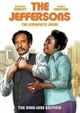 The Jeffersons - Complete TV Series Seasons 1-11 DVD New 1 2 3 4 5 6 7 8 9 10 11