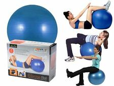 New 65CM ANTI BURST GYM EXERCISE BALL SWISS YOGA FITNESS CORE PREGNANCY BIRTHING