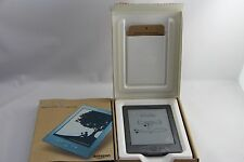 "Amazon Kindle, 6"" E Ink Display, Wi-Fi"