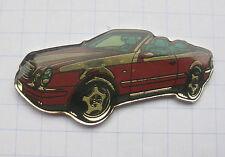 Mercedes Benz CLK convertible rojo... auto-pin (104d)