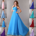 Long Maxi Party Ball Gown Formal Bridesmaid Cocktail Formal Prom Evening Dresses