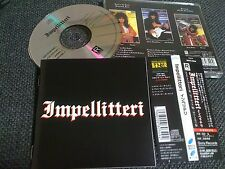 IMPELLITTERI / impellitteri /JAPAN LTD CD OBI