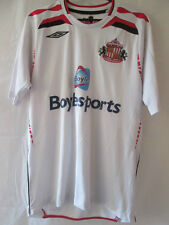 Sunderland 2007-2008 Away Football Shirt Size Small /10709