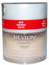 REVLON Colorstay Aqua Mineral Finishing Powder # 020 TRANSLUCENT FAIR