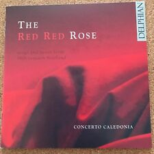 Concerto Caledonia : The Red Red Rose (Concerto Caledonia) CD (2008) Promo
