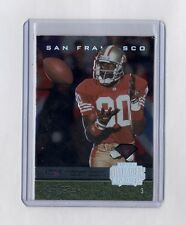 1994 Contenders Back to Back #3 Jerry Rice & Sterling Sharpe